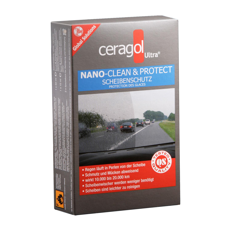 Autoscheiben Set - Clean&Protect