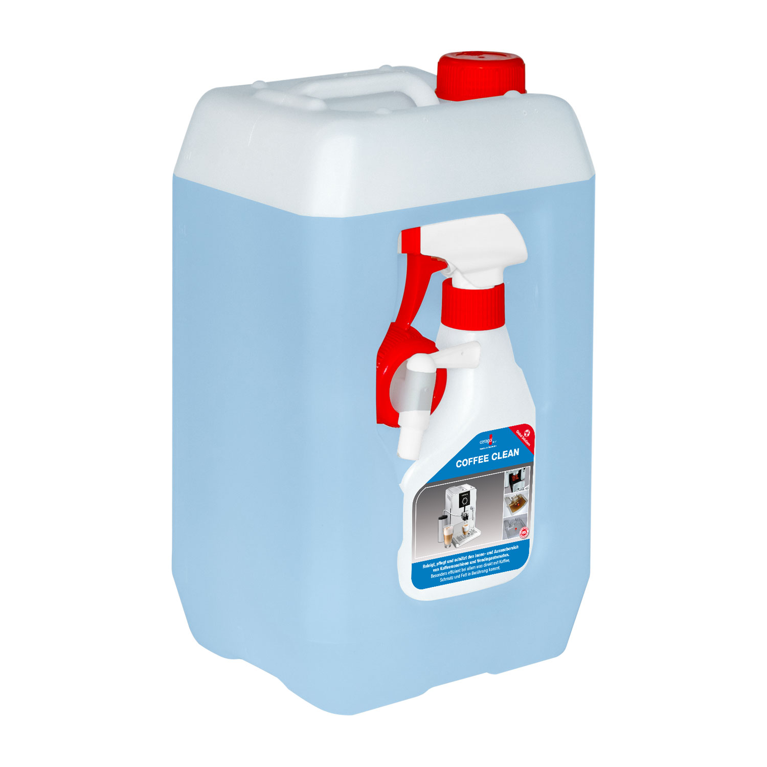 Coffee Clean - Kanister - 5l