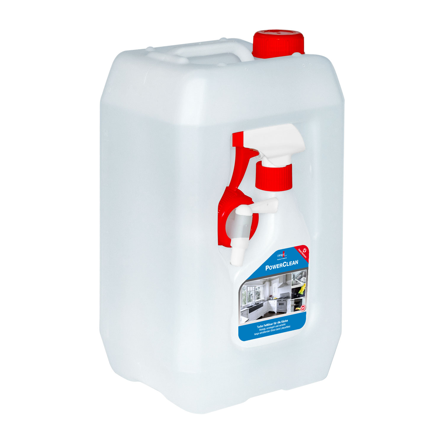 PowerClean - Kanister - 5l
