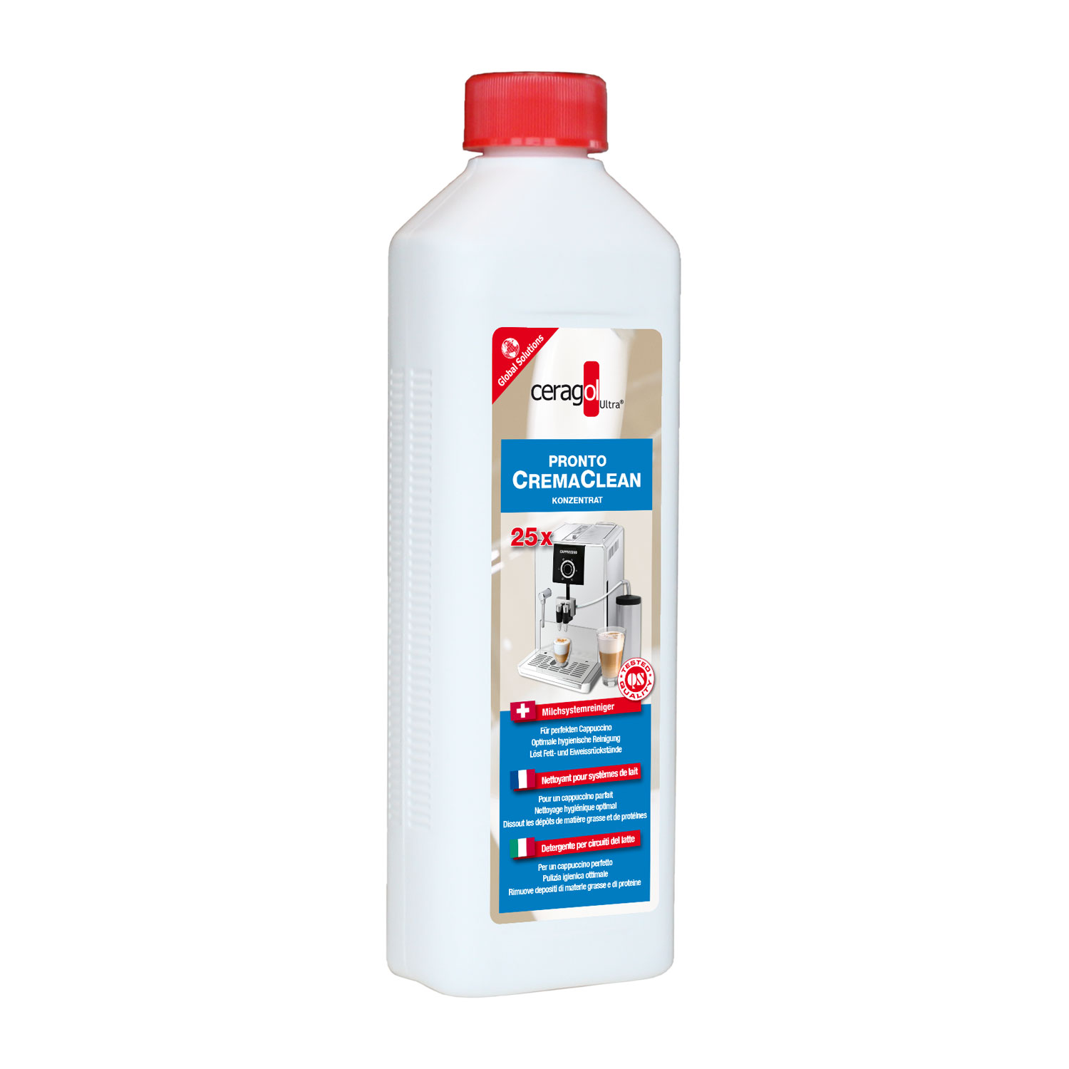Pronto CremaClean - Flasche - 500ml