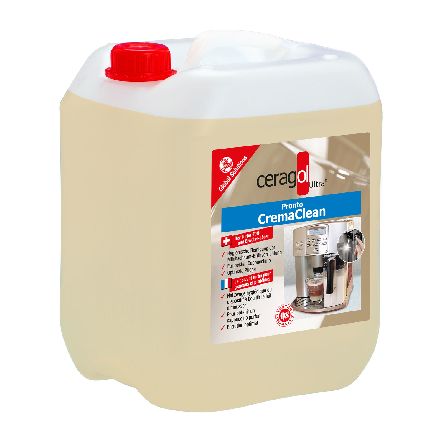 Pronto CremaClean - Kanister - 10l