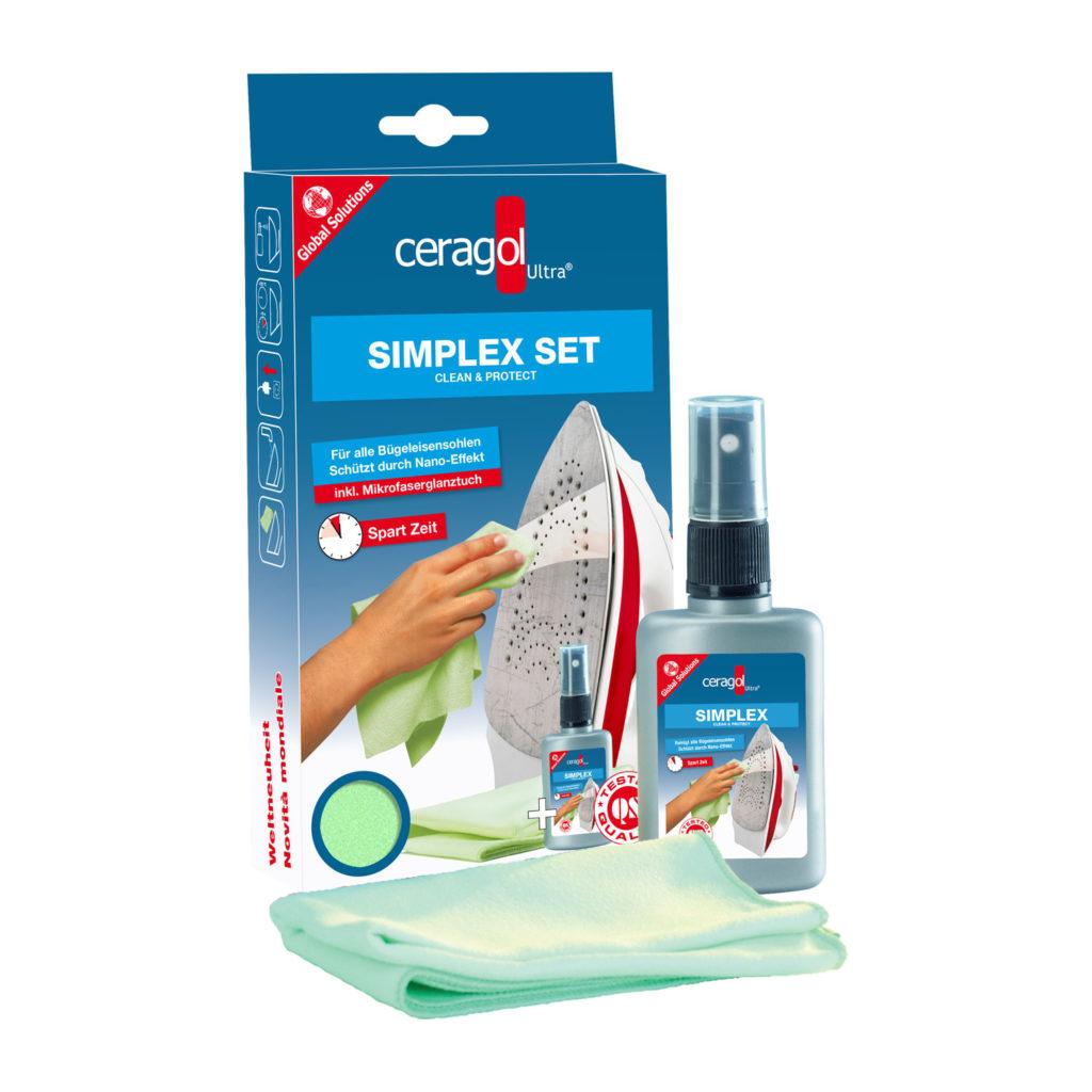 Simplex Set - mit Inhalt
