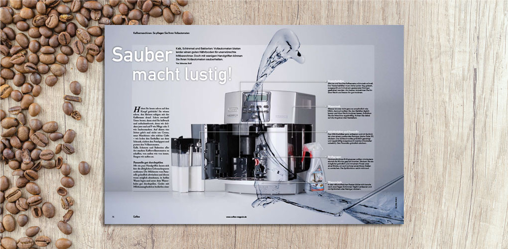 Coffee Magazin 02/12