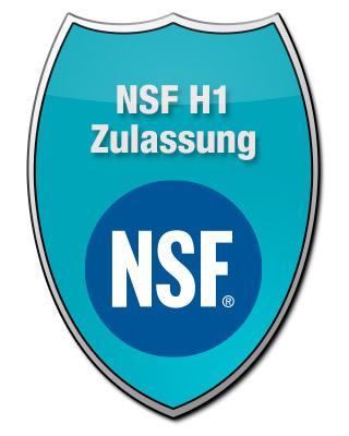 NSF H1 Zulassung